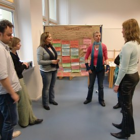 Seminare lebendig und kreativ leiten - Train the Trainer